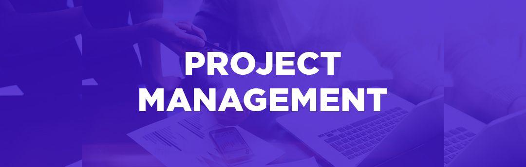Project Management vacancy 1080x344
