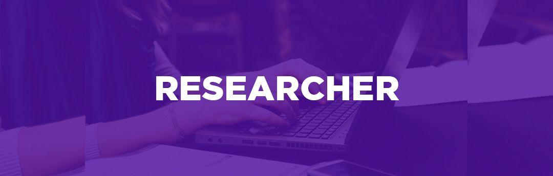 Researcher vacancy 1080x344