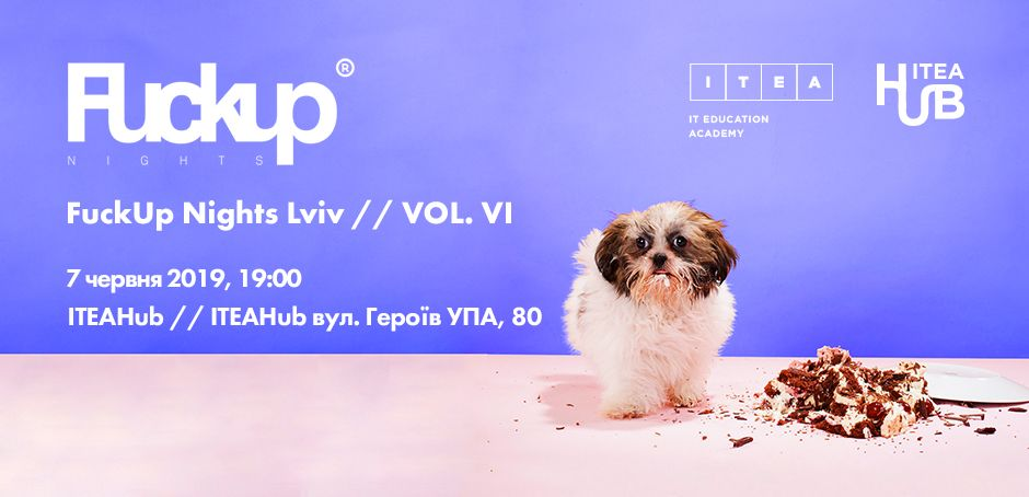 FuckUp Nights Lviv_Vol. V_950x454